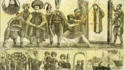 Επί ασπαλάθων – Όταν ο Γρηγόριος ο Ε΄ «αφόριζε» την επανάσταση