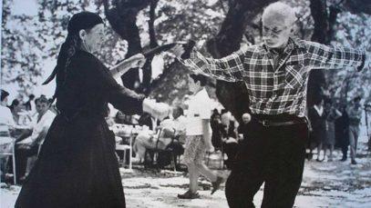 Ο τόπος και οι χοροί του: «Μπερατί»