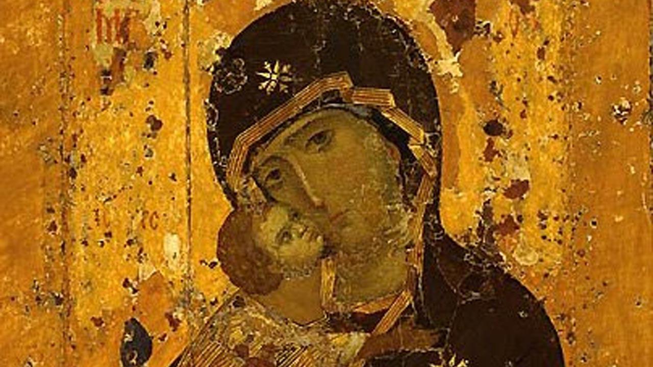 Ένας θάνατος που προκαλεί χαρά - Η Κοίμηση της Θεοτόκου