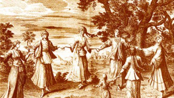 Ο τόπος και οι χοροί του: «Καλαματιανός»