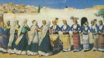 Τόπος και χοροί: ο χορός της Τράτας