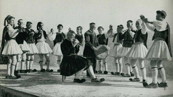 Ο τόπος και οι χοροί του: «Τσάμικος»