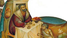 evangelio-kyriakis-5-11-2017-paravoli-plousiou-ke-lazarou