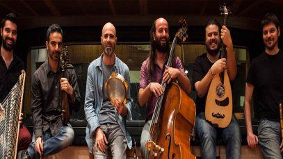 Μουσικές διαδρομές: Στέφανος Δορμπαράκης