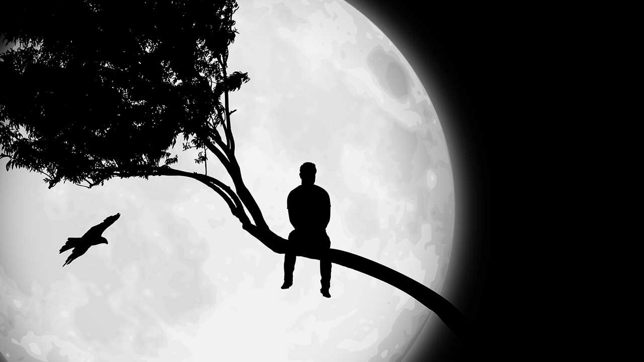 Φεγγάρι τ' ουρανού - Επί ασπαλάθων