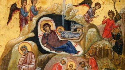 Το γεγονός των Χριστουγέννων – Χριστούγεννα – Επί ασπαλάθων