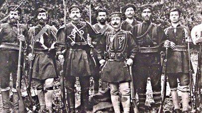 Μακεδονική ταυτότητα: Με τον Σαράντο Καργάκο – Συνθήκη του Αγίου Στεφάνου