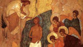 Ο Μέγας Αγιασμός των Θεοφανείων – Επί ασπαλάθων