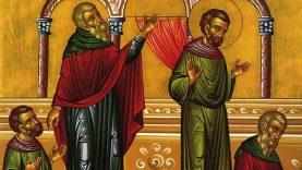 Παραβολή Τελώνου και Φαρισαίου – Επί ασπαλάθων