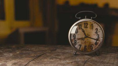 Το μυστήριο του χρόνου και εμείς
