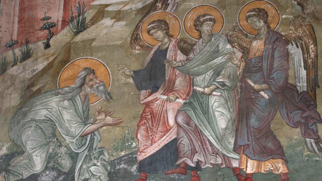 Απόστολος Κυριακής Δ΄ Νηστειών 18.3.2018 – Ιωάννου Κλίμακος