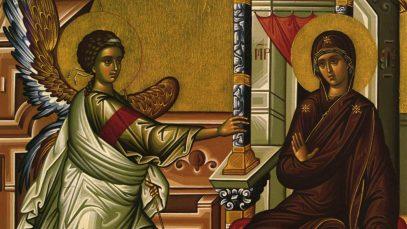 Απόστολος Κυριακής 25.3.2018 – Ευαγγελισμός της Θεοτόκου