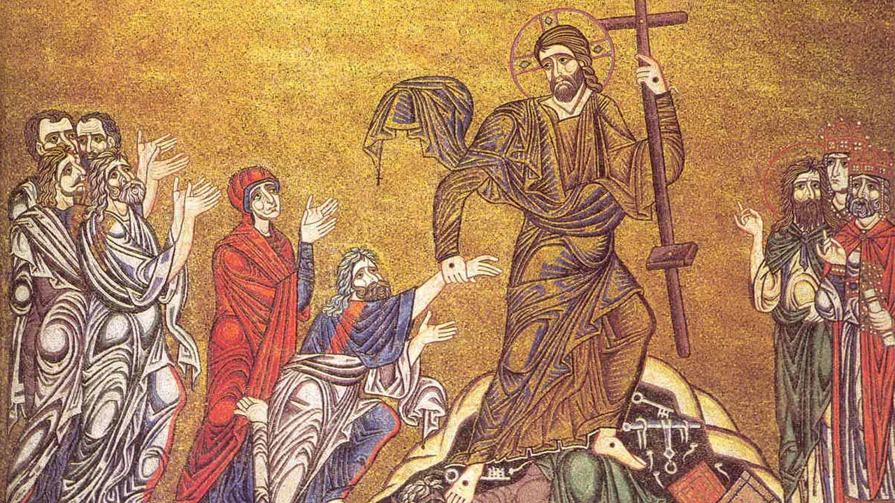 Απόστολος Κυριακής του Πάσχα - Επί ασπαλάθων