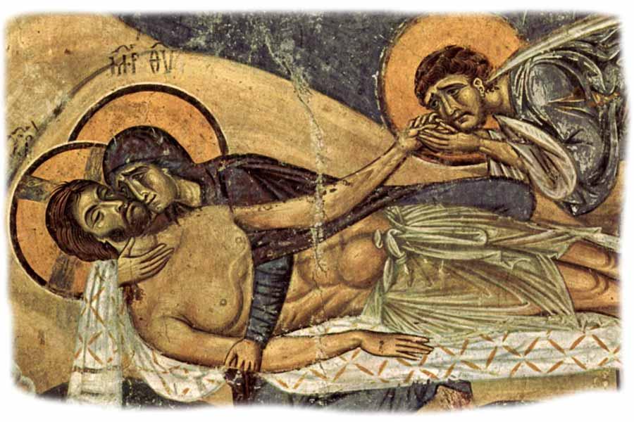 «Εις την σταύρωσιν» - Ένα χριστολογικό ποίημα