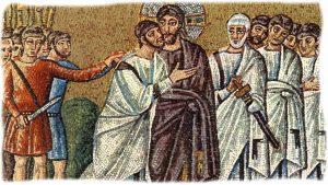 Για την προδοσία του Ιούδα - Αγ. Ιωάννου Χρυσοστόμου