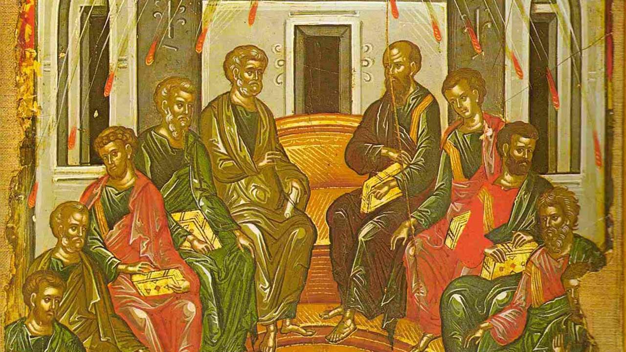 Αποστολική διαδοχή - Επί ασπαλάθων