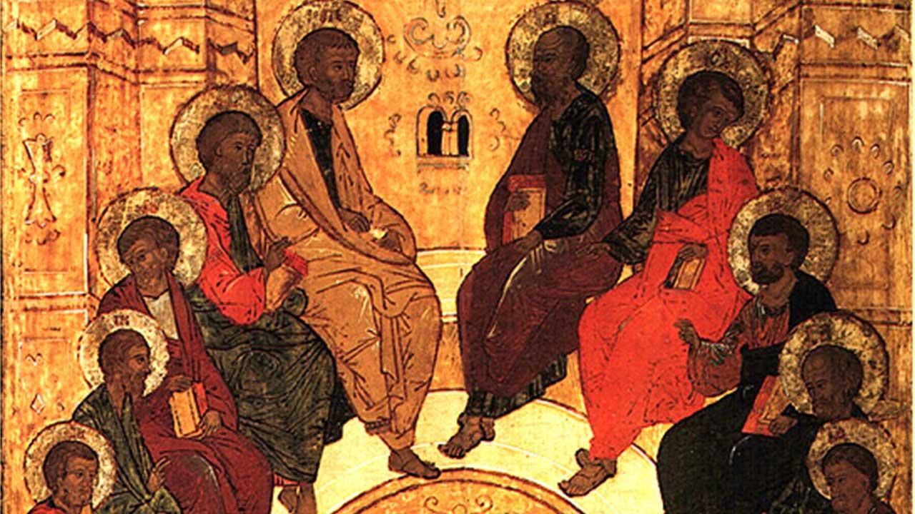 Απόστολος Κυριακής της Σαμαρείτιδος 6.5.2018 - Επί ασπαλάθων