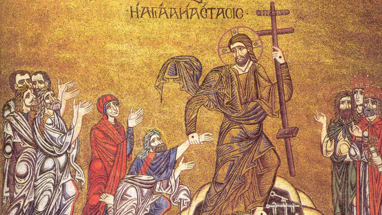 Η Ανάσταση του Χριστού μέσα μας - Επί ασπαλάθων