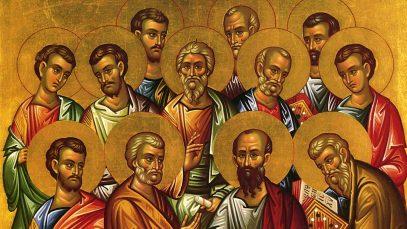 Απόστολος Κυριακής της Κλήσεως των μαθητών 10.6.2018 – Επί ασπαλάθων