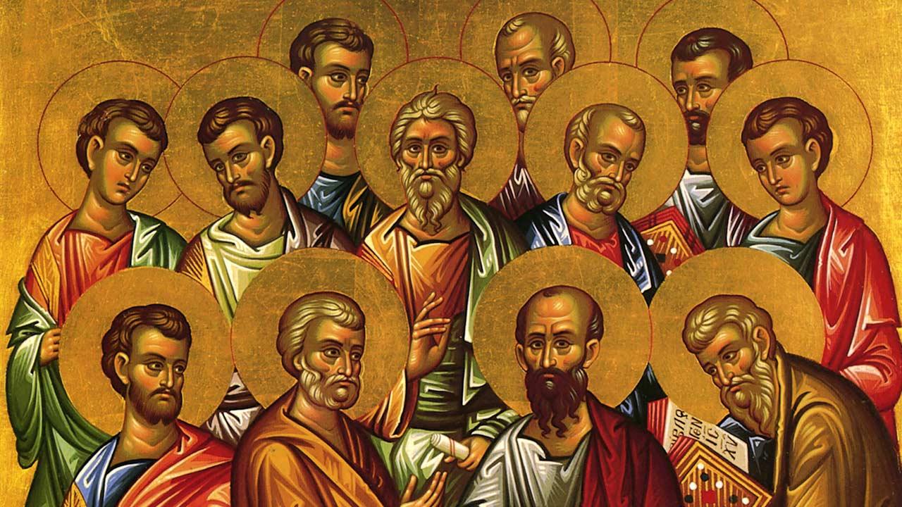 Απόστολος Κυριακής της Κλήσεως των μαθητών 10.6.2018 - Επί ασπαλάθων