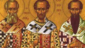 Οι βίοι των Αγίων και ο πατερικός λόγος – Επί ασπαλάθων