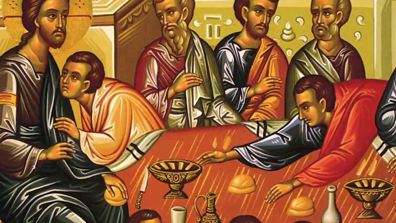 Το Ευαγγέλιο του Χριστού - Επί ασπαλάθων